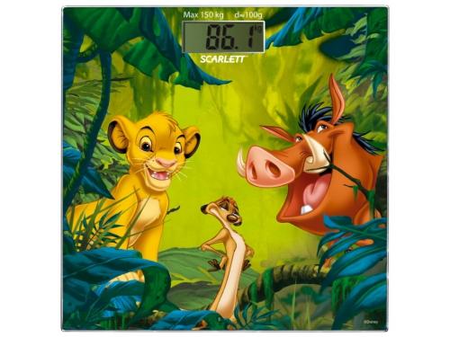 Напольные весы Scarlett Disney SC-BSD33E893, вид 1