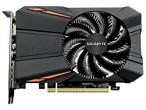 Видеокарта Radeon Gigabyte Radeon RX 550 1183Mhz PCI-E 3.0 2048Mb 7000Mhz 256 bit DVI HDMI HDCP, вид 2