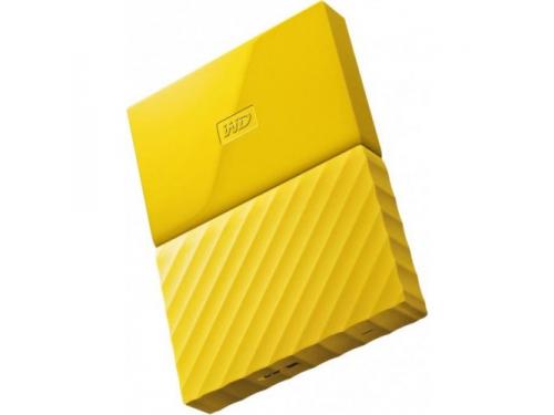 Жесткий диск Western Digital WDBUAX0040BYL-EEUE 4Тb, желтый, вид 1
