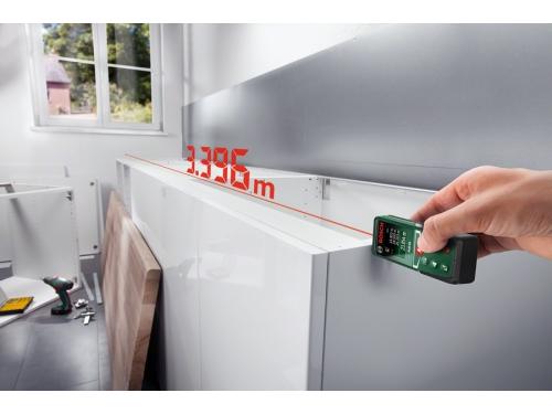 Дальномер Bosch PLR 25, лазерный [0603672521], вид 1