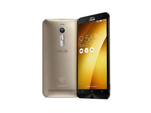 Смартфон ASUS Zenfone 2 ZE551ML  32Gb, золотистый, вид 1