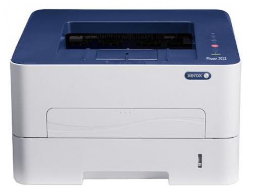 Лазерный ч/б принтер XEROX Phaser 3260DNI, вид 1
