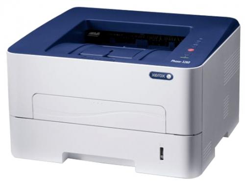 Лазерный ч/б принтер XEROX Phaser 3260DNI, вид 2
