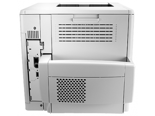 Лазерный ч/б принтер HP LaserJet Enterprise M606DN, вид 4