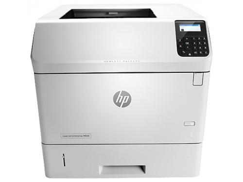 Лазерный ч/б принтер HP LaserJet Enterprise M604DN, вид 1