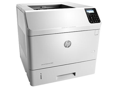 Лазерный ч/б принтер HP LaserJet Enterprise M605N, вид 2