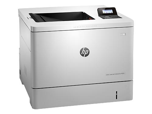 Принтер лазерный цветной HP Color LaserJet Enterprise M552dn, вид 8