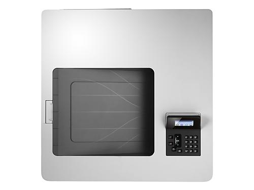 Принтер лазерный цветной HP Color LaserJet Enterprise M552dn, вид 9