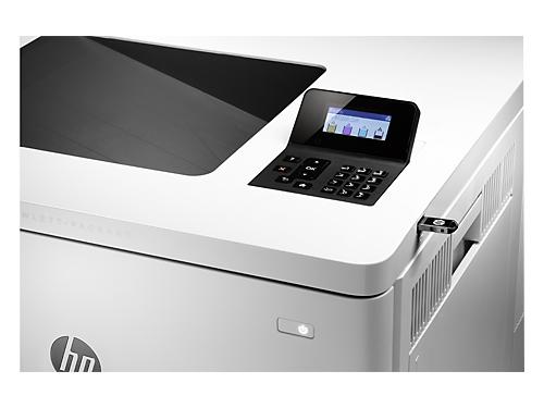 Принтер лазерный цветной HP Color LaserJet Enterprise M552dn, вид 6