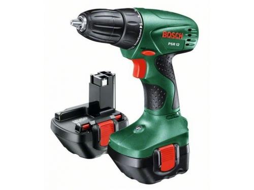 ���������� Bosch PSR 12 1.2Ah x2 Case (0.603.955.521), ��� 1