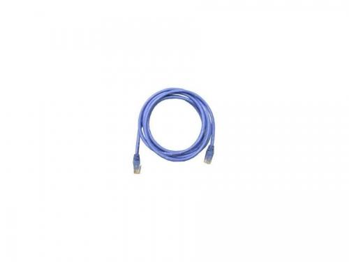 Кабель (шнур) Cable Patch Cord 1m, синий, вид 1