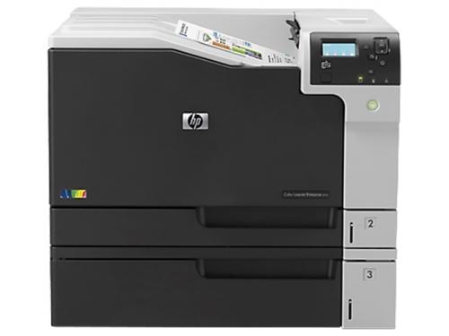Лазерный цветной принтер HP Color LaserJet Enterprise M750n D3L08A, вид 1