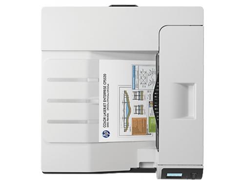Лазерный цветной принтер HP Color LaserJet Enterprise M750n D3L08A, вид 5