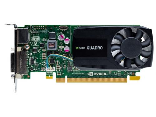 Видеокарта профессиональная PNY Quadro K620 PCI-E 2.0 2048Mb 128 bit DVI (VCQK620BLK-1), вид 1