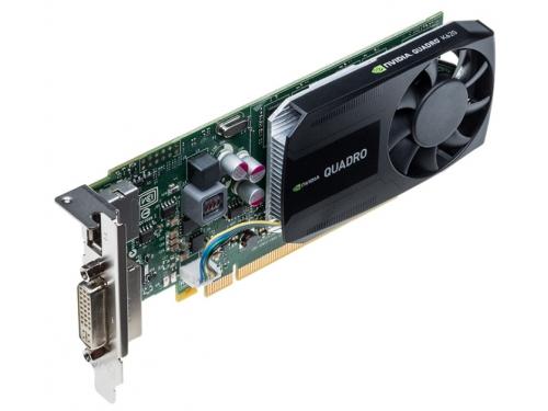 Видеокарта профессиональная PNY Quadro K620 PCI-E 2.0 2048Mb 128 bit DVI (VCQK620BLK-1), вид 3