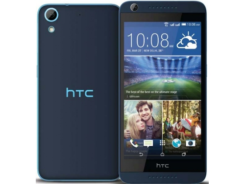 Смартфон HTC Desire 626g dual sim, синий, вид 1