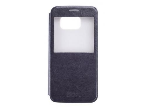 Чехол для смартфона Skinbox Lux AW Samsung Galaxy S6, Black, вид 1