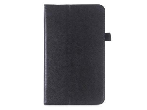 Чехол для планшета Skinbox standard для Samsung Galaxy Tab4 T330, 8'' (экокожа), чёрный, вид 1