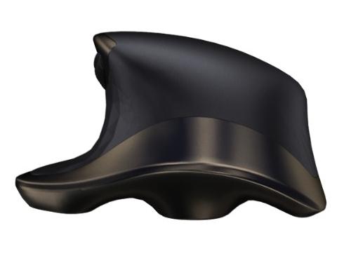 Мышка Logitech MX Master, беспроводная (радиоканал или Bluetooth), черный, вид 2