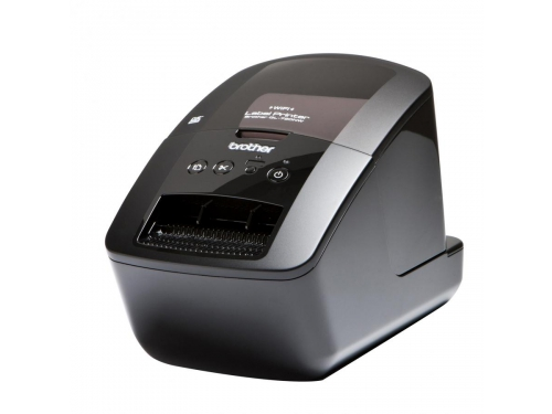 Принтер наклеек BROTHER QL-720NW, вид 1