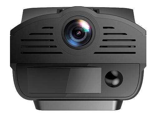 Автомобильный видеорегистратор Sho-Me Combo Wombat (с радар-детектором), черный, вид 2