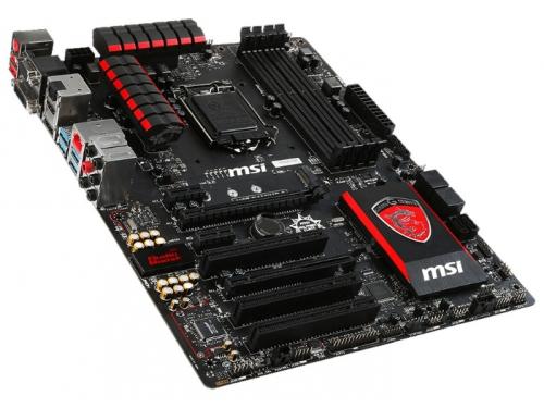Материнская плата MSI H97 GAMING 3 (Socket 1150, H97, DDRIII, ATX, SATA3, GbLAN, RAID, USB3.0, D-Sub/DVI-D/HDMI/DP), вид 2