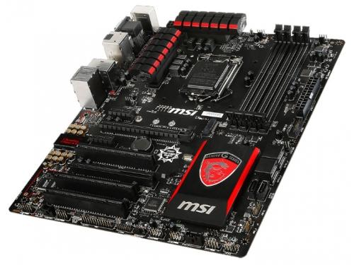 Материнская плата MSI H97 GAMING 3 (Socket 1150, H97, DDRIII, ATX, SATA3, GbLAN, RAID, USB3.0, D-Sub/DVI-D/HDMI/DP), вид 3