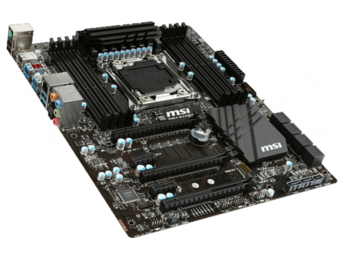 ����������� ����� MSI X99A RAIDER (Socket 2011-3, X99, ATX, 3xPCI-Ex 16x, 8x DDR4, GLAN, 10x SATA3, USB 3.1), ��� 2