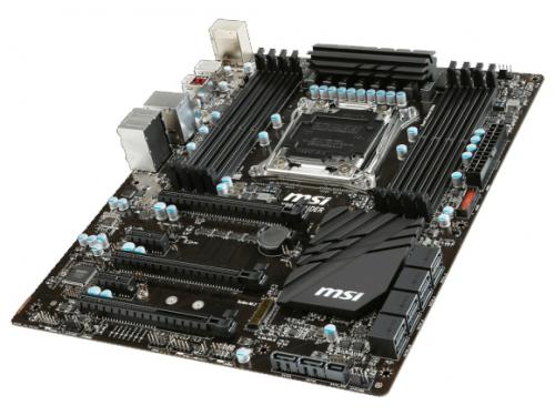 ����������� ����� MSI X99A RAIDER (Socket 2011-3, X99, ATX, 3xPCI-Ex 16x, 8x DDR4, GLAN, 10x SATA3, USB 3.1), ��� 3