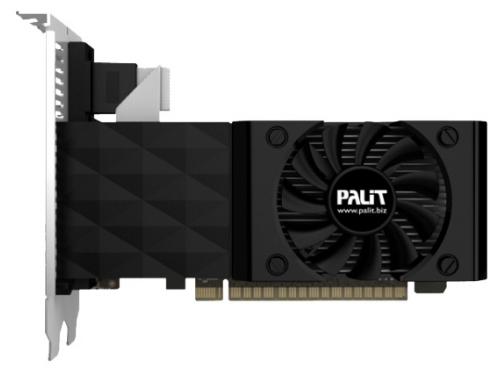 ���������� GeForce Palit GeForce GT 730 700Mhz PCI-E 2.0 4096Mb 128 bit DVI HDMI HDCP (NEAT7300HDG1-1085F), ��� 1
