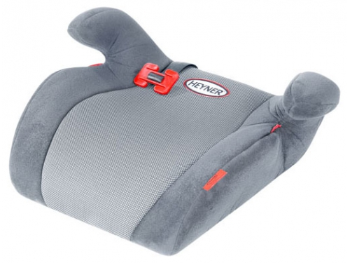 Автокресло детское Heyner SafeUp Ergo M (бустер), Koala Grey, вид 1