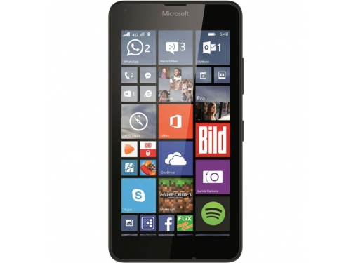 Смартфон Microsoft Lumia 640 Dual Sim LTE Чёрный, вид 1