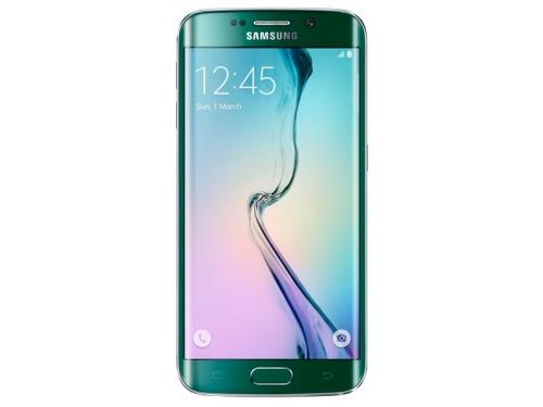Смартфон Samsung Galaxy S6 edge 32GB Green Emerald, вид 1