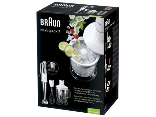 Блендер погружной Braun 4199 MQ745 Cocktail, вид 2