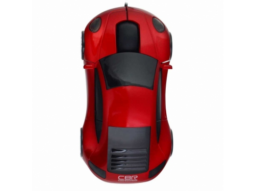 Мышка CBR MF 500 Lazaro Red USB, вид 5