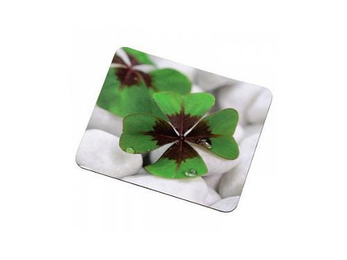 Коврик для мышки Hama H-54743 Luck (ПВХ-покрытие, нескользящая основа), вид 1