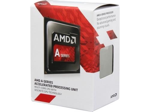 ��������� AMD A8-7600 Kaveri (FM2+, L2 4096Kb, Box), ��� 1