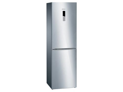 Холодильник Bosch KGN39VI15RU, серебристый, вид 1