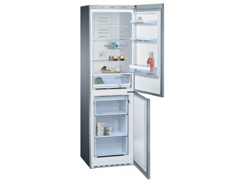 Холодильник Bosch KGN39VI15RU, серебристый, вид 2