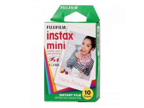 Картридж для фотоаппарата моментальной печати Fujifilm Colorfilm Instax Mini Glossy 10/PK, вид 1