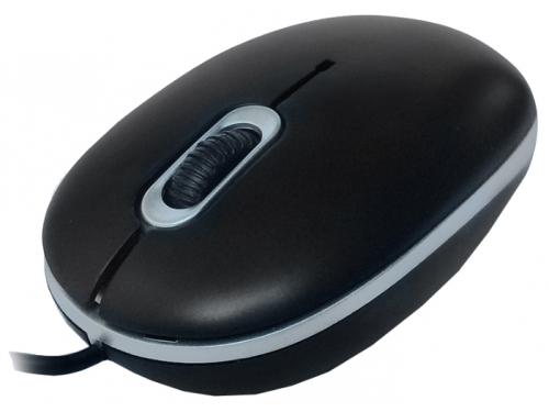 Мышка CBR CM 180 Black USB, вид 3