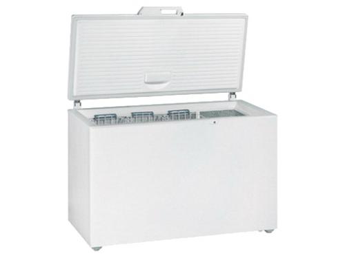 Морозильная камера Liebherr GTP 2756, белая, вид 1