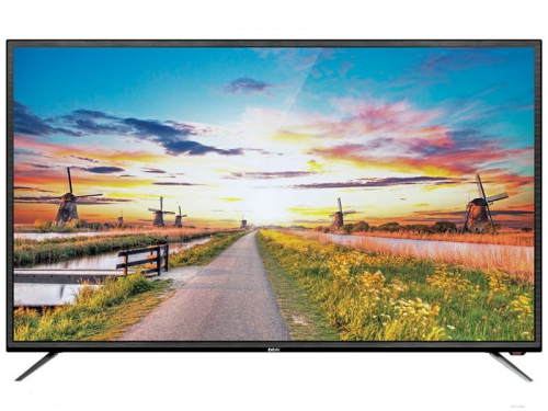 телевизор BBK 39LEX-5027/T2C (39'', HD Ready), чёрный, вид 1