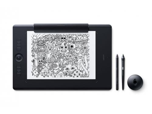 Планшет для рисования Wacom Intuos Pro Large (PTH-860), вид 1