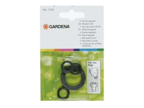 Аксессуар к садовой технике Gardena 01125-20.000.00 , комплект прокладок, вид 1