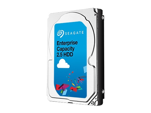 Жесткий диск Seagate SAS 1000Gb (7200rpm) 128Mb ST1000NX0333 2.5, вид 3