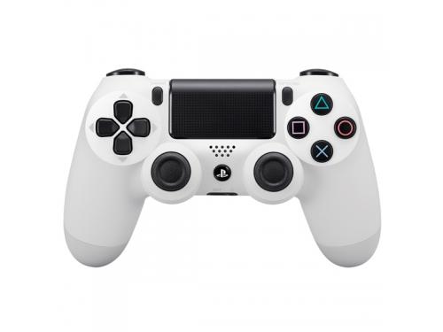 Геймпад Sony DualShock 4 (CUH-ZCT1E), белый, вид 2