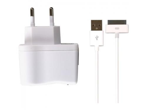 Зарядное устройство SmartBuy NOVA SBP-1140, белое, вид 1