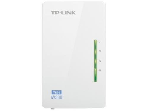 Адаптер Wi-Fi Комплект адаптеров Powerline с функцией усилителя беспроводного сигнала TP-LINK TL-WPA4220 KIT, вид 5