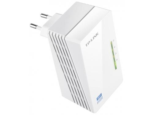 Адаптер Wi-Fi Комплект адаптеров Powerline с функцией усилителя беспроводного сигнала TP-LINK TL-WPA4220 KIT, вид 3